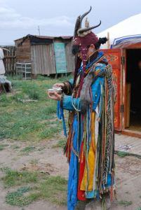 mongolian shamanka